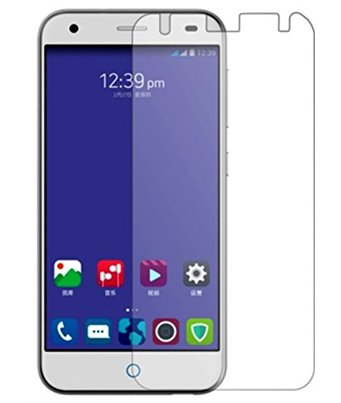 Invisible deluxe screen protector film for the ZTE Blade S6