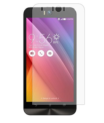 Invisible deluxe screen protector film for the Asus Zenfone Selfie
