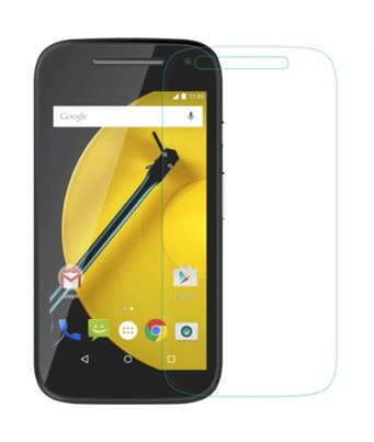 Invisible deluxe screen protector film for the Motorola Moto E (2nd gen)