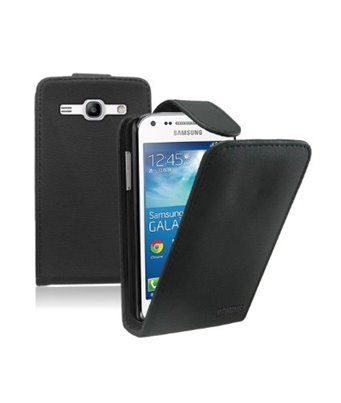 Personalised flip cover case for the Samsung Galaxy Core Plus