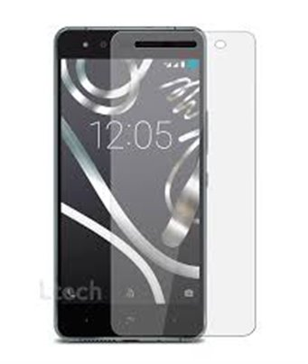 Invisible deluxe screen protector film for the BQ Aquaris X5
