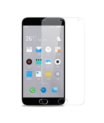 Invisible deluxe screen protector film for the Meizu M2 Note