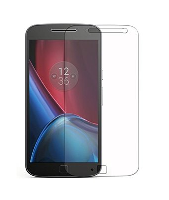 Invisible deluxe screen protector film for the Motorola Moto G4