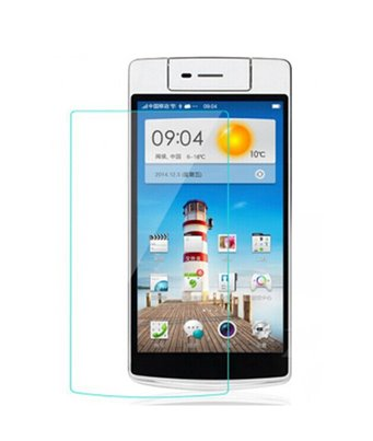 Invisible deluxe screen protector film for the Oppo N3