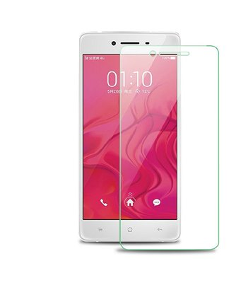 Invisible deluxe screen protector film for the Oppo R7