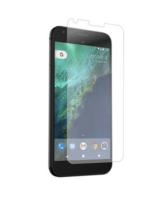 Invisible deluxe screen protector film for the Google Pixel XL
