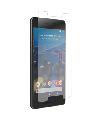 Invisible deluxe screen protector film for the Google Pixel 2