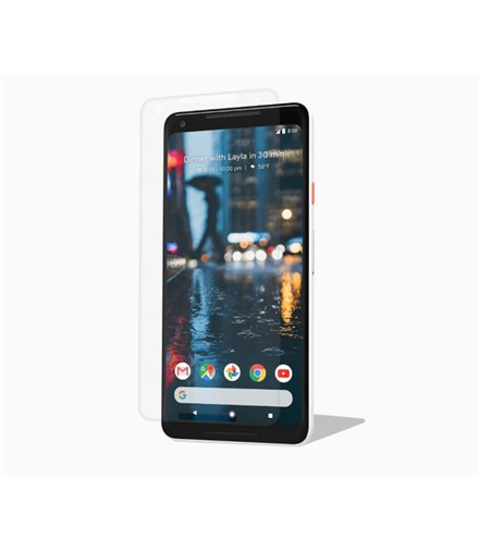 Invisible deluxe screen protector film for the Google Pixel 2 XL