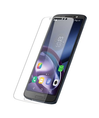 Invisible deluxe screen protector film for the Motorola Moto G6